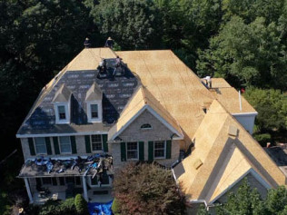 Roofing Project Bella Construction Amp Development Inc